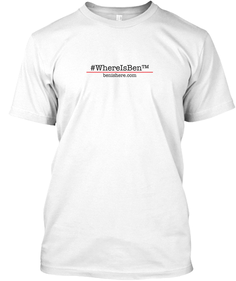 WhereIsBen T-Shirt